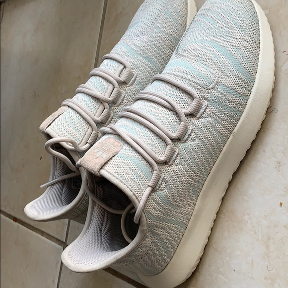 adidas Shoes - Adidas tubular size 8 1/2 years not worn once.
